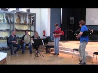 Ensemble- Prüfung mit Saskia, Ralph und Tom//Экзамен по ансамблю