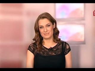 Актриса сериала Последний мент Виктория Корлякова в программе Утро на 5, 28.10.15