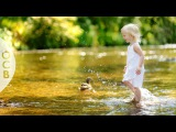 3 HOURS Positive Instrumental Relaxing Guitar Music with Water Sound