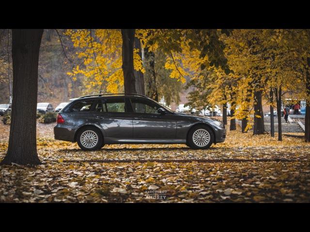 Тест-Драйв BMW E91 320d (Pro100Drive_UA)