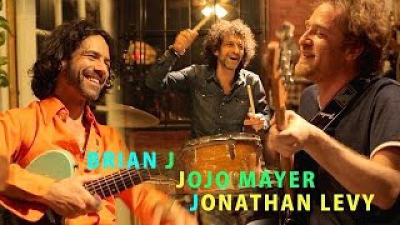Jojo Mayer Jonathan Levy Steppin' Heavy Jamming With J Real Garage Jam EP 22