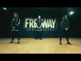 ST x DJ Pill One - #ХЕЙТ (choreography by Vadim Kulida) FREEWAY DANCE CENTRE