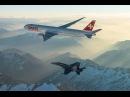 First landing of SWISS Boeing 777-300ER Swiss Air Force Version