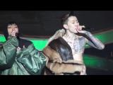 160130 Jay Park - MOMMAE (with. UglyDuck & SimonD) at AOMG concert