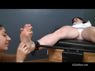 2TickleAbuse - Nurse Lisa in The Humbler - Tickling-Videos.com