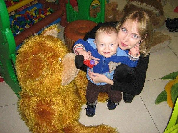 Марина Майская – мама-психолог