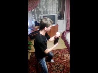 Серега:)),.. Мастер класс по танго!!!
