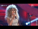 """Fiordaliso в образе Tina Turner  """"We don't need another hero"""" и """"Proud Mary"""" (Tale e Quale Show, 2013)"""