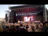Концерт Скорпионс в Нижнем Новгороде 03.06.2015