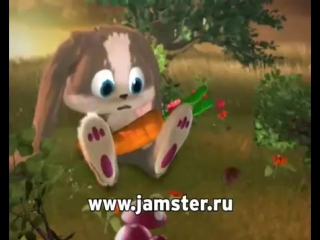 Зайчик Шнуфель -