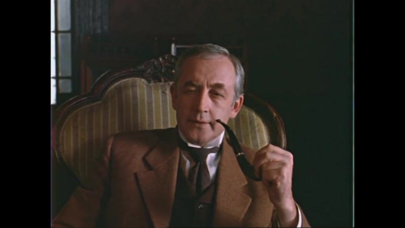 Приключения Шерлока Холмса и доктора Ватсона. Двадцатый век начинается. Серия 1 (1986)