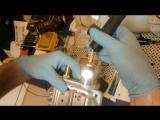 MRI Toshiba Vacuum pump service. EDS group