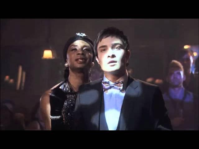 Gossip Girl: Blair Burlesque Dance/Blair Chuck in Limo - 1x07