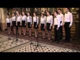 Детский хор воскресной школы г.п. Берестовица Фестиваль Православных Песнопений Гродно 2015