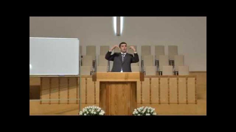 Вовк Андрей Применение библейских принципов в киберпространстве часть 2