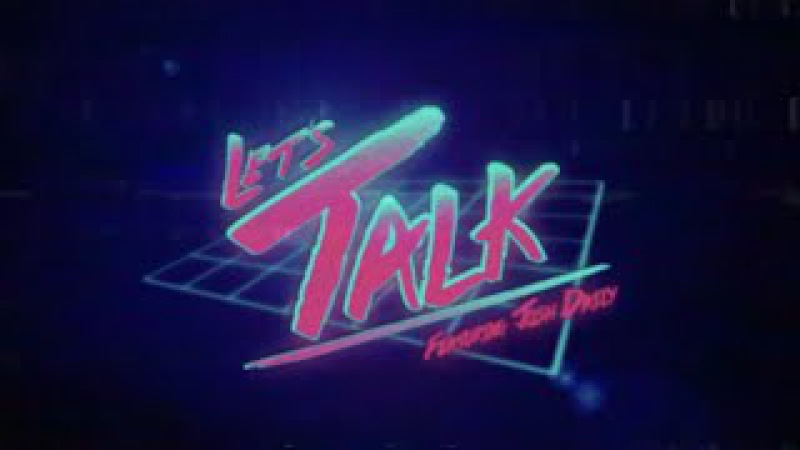 Timecop1983 Let'sTalk feat Josh Dally Official Video