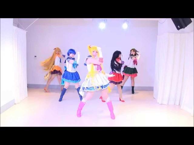【Star☆Tiara】La soldier (ラ・ソウルジャー)/セラミュ【踊ってみた】