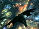Batman Arkham Knight glide/divebomb glitch
