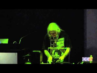 Genesis Breyer P-Orridge Lecture