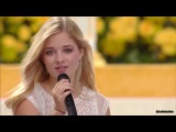Jackie Evancho Can You Feel The Love Tonight Philly 2015