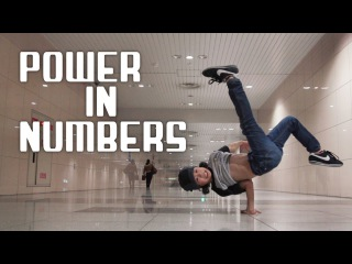 BBOY SHOSEI 10 Year Old in Namba Osaka | Silverback Bboy Events x YAK FILMS