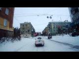 Езда по Американски - Снежинск 29 декабря 2015