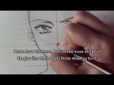 How to draw a male Manga character! - Slow Tutorial