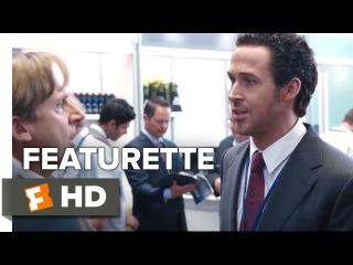 Игра на понижение. знакомство с героем Райана Гослинга The Big Short Featurette - Meet Jared Vennett (2015) - Ryan Gosling Drama HD