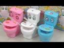 포핀쿠킨 신상  모코모코 모코렛 변기 음료수 만들기 요리놀이 가루쿡 일본 &#49