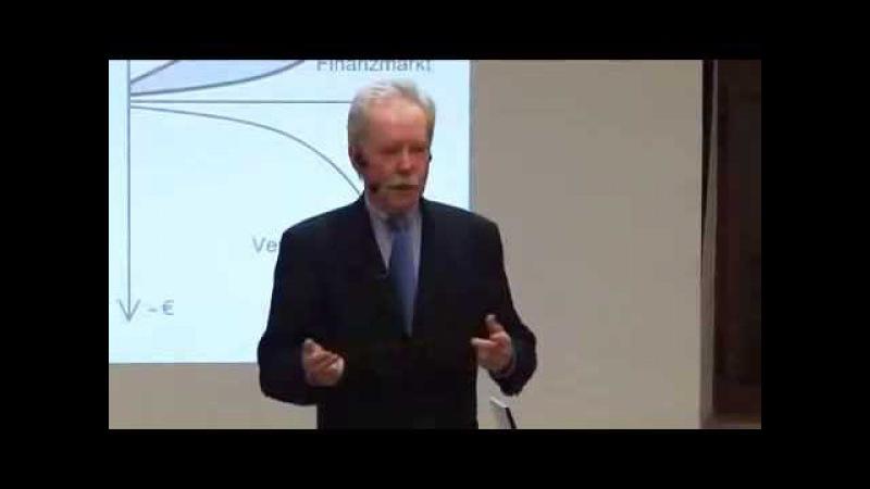 Prof Dr. Dr. Wolfgang Berger - Der Irrtum in den Volks- und Wirtschaftswissenschaften
