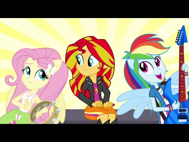 Better Than Ever | MLP: Equestria Girls | Rainbow Rocks! [HD]