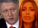 Виктория Боня и Билл Клинтон врут, что не было секса