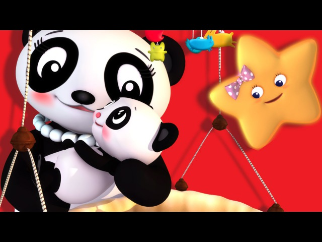 Rock A Bye Baby | Classic Lullaby | Nursery Rhymes by LittleBabyBum!