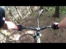 Go Pro HD Cani-VTT Downhill Husky Extreme bike joring