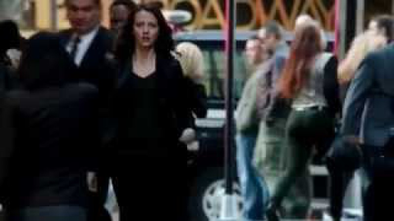 Person Of Interest - Fight (power team)