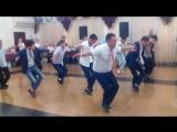 флешмоб на казахской свадьбе) братки мои) Астрахань