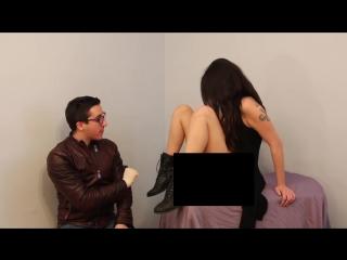 vagina touches Gay guy