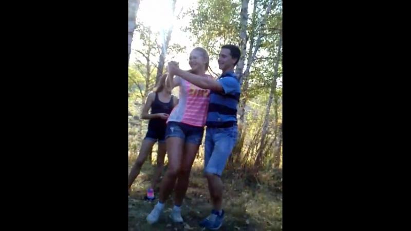 Танго..Юлия и Степан
