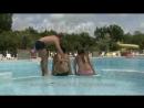 Hidden Camera Period Blood in Swimming Pool! Mad Boys Скрытая камера Период Крови в Бассейне! Безумные парни