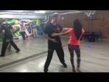 Zouk #2dance Андрей Антонов & Гульнара Юдинцева 23.07.15г.