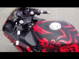 Custom Honda CBR F4i Stunt Bike