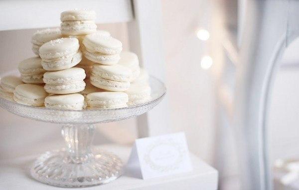 Макаруни - французьке мигдалеве печиво,