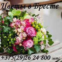 Доставка цветов брест