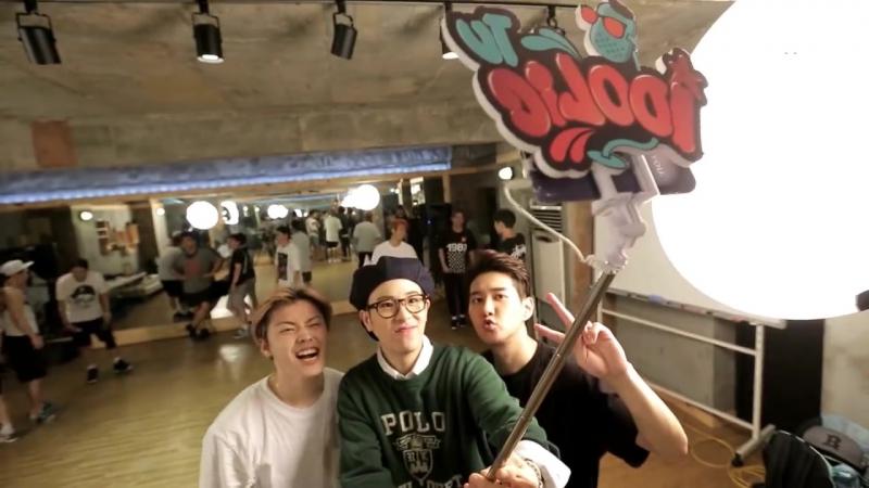 [VIDEO] Block B BASTARZ Selca Video for IdolicTV
