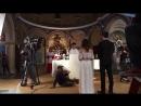 Fue un momento clave en la historia! Mirá como fue la producción del casamiento! EsperanzaMia