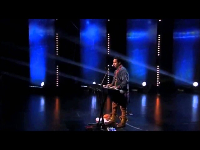 Sweden's Got Talent 2014 - Sami Native Jon Henrik Fjällgren -