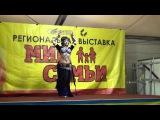 Magenta J Tsvetkova Alina  American Tribal Style (ATS) Solo  may 2015