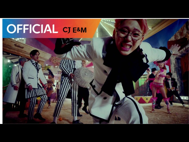 블락비 (Block B) - Jackpot (Behind Ver.) MV