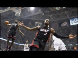 LeBron James Top 10 Alley Oop Dunks from Wade