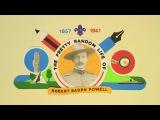 The Pretty Random Life of Robert Baden-Powell